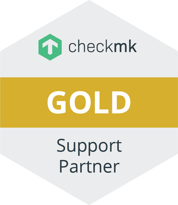Checkmk Gold Partner